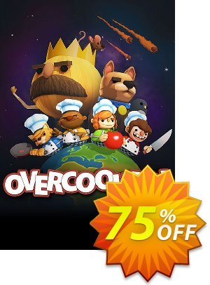 Overcooked PC 優惠券,折扣碼 Overcooked PC Deal,促銷代碼: Overcooked PC Exclusive offer for iVoicesoft