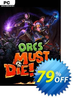 Orcs Must Die! 2 PC Coupon discount Orcs Must Die! 2 PC Deal. Promotion: Orcs Must Die! 2 PC Exclusive offer for iVoicesoft
