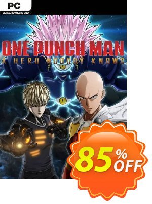 One Punch Man: A Hero Nobody Knows PC discount coupon One Punch Man: A Hero Nobody Knows PC Deal - One Punch Man: A Hero Nobody Knows PC Exclusive offer for iVoicesoft