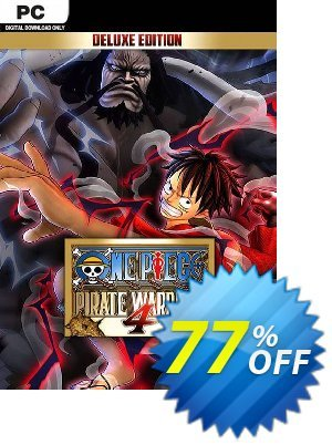 One Piece: Pirate Warriors 4 - Deluxe Edition PC discount coupon One Piece: Pirate Warriors 4 - Deluxe Edition PC Deal - One Piece: Pirate Warriors 4 - Deluxe Edition PC Exclusive offer for iVoicesoft