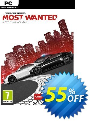 Need For Speed Most Wanted PC discount coupon Need For Speed Most Wanted PC Deal - Need For Speed Most Wanted PC Exclusive offer for iVoicesoft