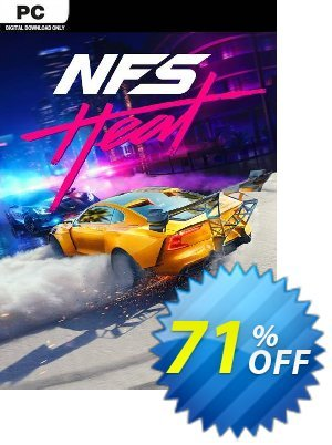 Need for Speed: Heat PC (EN) discount coupon Need for Speed: Heat PC (EN) Deal - Need for Speed: Heat PC (EN) Exclusive offer for iVoicesoft