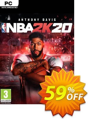 NBA 2K20 PC (EU) discount coupon NBA 2K20 PC (EU) Deal - NBA 2K20 PC (EU) Exclusive offer for iVoicesoft