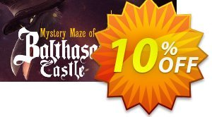 Mystery Maze Of Balthasar Castle PC 優惠券,折扣碼 Mystery Maze Of Balthasar Castle PC Deal,促銷代碼: Mystery Maze Of Balthasar Castle PC Exclusive offer for iVoicesoft