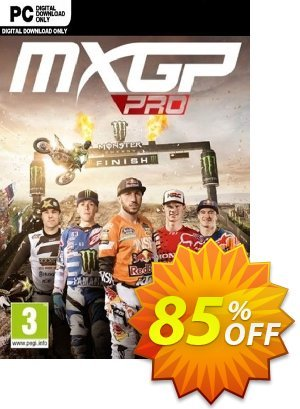 MXGP Pro PC 優惠券,折扣碼 MXGP Pro PC Deal,促銷代碼: MXGP Pro PC Exclusive offer for iVoicesoft