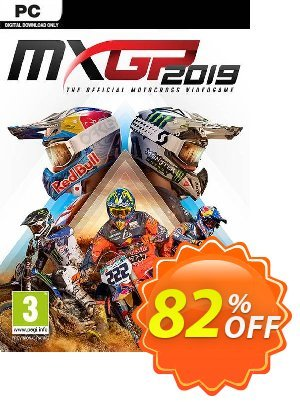 MXGP 2019 PC discount coupon MXGP 2019 PC Deal - MXGP 2019 PC Exclusive offer for iVoicesoft
