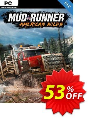 MudRunner - American Wilds DLC PC Coupon discount MudRunner - American Wilds DLC PC Deal. Promotion: MudRunner - American Wilds DLC PC Exclusive offer for iVoicesoft