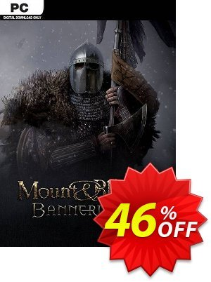 Mount & Blade II 2: Bannerlord PC discount coupon Mount & Blade II 2: Bannerlord PC Deal - Mount & Blade II 2: Bannerlord PC Exclusive offer for iVoicesoft