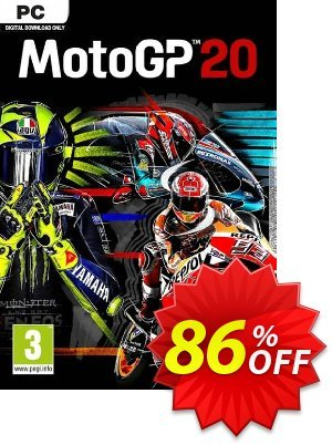 MotoGP 20 PC discount coupon MotoGP 20 PC Deal - MotoGP 20 PC Exclusive offer for iVoicesoft