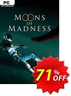 Moons of Madness PC Coupon discount Moons of Madness PC Deal. Promotion: Moons of Madness PC Exclusive offer for iVoicesoft