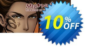 Millennium 5 The Battle of the Millennium PC discount coupon Millennium 5 The Battle of the Millennium PC Deal - Millennium 5 The Battle of the Millennium PC Exclusive offer for iVoicesoft