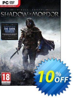 Middle-Earth: Shadow of Mordor PC discount coupon Middle-Earth: Shadow of Mordor PC Deal - Middle-Earth: Shadow of Mordor PC Exclusive offer for iVoicesoft