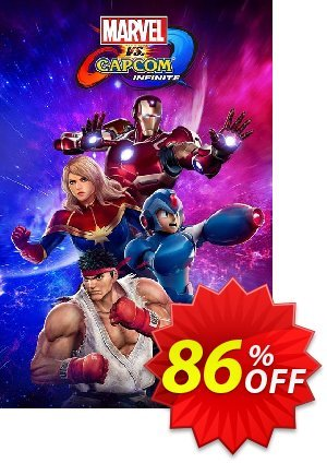 Marvel vs. Capcom Infinite PC discount coupon Marvel vs. Capcom Infinite PC Deal - Marvel vs. Capcom Infinite PC Exclusive offer for iVoicesoft
