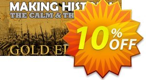 Making History The Calm and the Storm Gold Edition PC discount coupon Making History The Calm and the Storm Gold Edition PC Deal - Making History The Calm and the Storm Gold Edition PC Exclusive offer for iVoicesoft