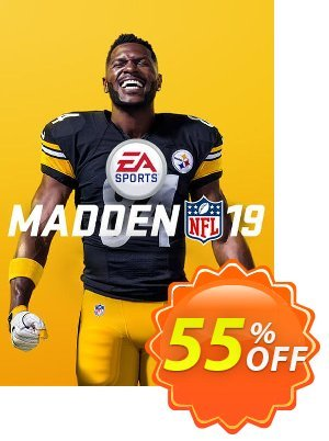 Madden NFL 19 PC discount coupon Madden NFL 19 PC Deal - Madden NFL 19 PC Exclusive offer for iVoicesoft