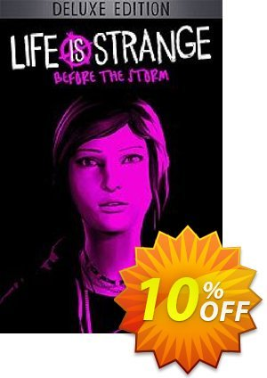 Life is Strange: Before the Storm Deluxe Edition PC 優惠券,折扣碼 Life is Strange: Before the Storm Deluxe Edition PC Deal,促銷代碼: Life is Strange: Before the Storm Deluxe Edition PC Exclusive offer for iVoicesoft