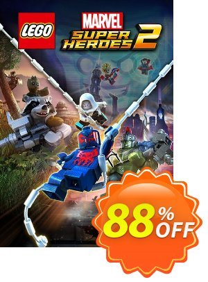 Lego Marvel Super Heroes 2 PC 프로모션 코드 Lego Marvel Super Heroes 2 PC Deal 프로모션: Lego Marvel Super Heroes 2 PC Exclusive offer for iVoicesoft