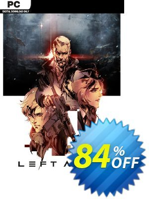 Left Alive PC割引コード・Left Alive PC Deal キャンペーン:Left Alive PC Exclusive offer for iVoicesoft