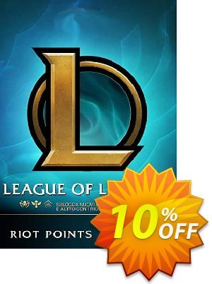 League of Legends 7920 Riot Points (EU - West) discount coupon League of Legends 7920 Riot Points (EU - West) Deal - League of Legends 7920 Riot Points (EU - West) Exclusive offer for iVoicesoft