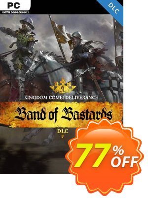 Kingdom Come Deliverance PC – Band of Bastards DLC discount coupon Kingdom Come Deliverance PC – Band of Bastards DLC Deal - Kingdom Come Deliverance PC – Band of Bastards DLC Exclusive offer for iVoicesoft