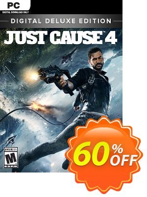Just Cause 4 Deluxe Edition PC + DLC discount coupon Just Cause 4 Deluxe Edition PC + DLC Deal - Just Cause 4 Deluxe Edition PC + DLC Exclusive offer for iVoicesoft