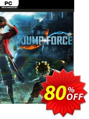 Jump Force PC discount coupon Jump Force PC Deal - Jump Force PC Exclusive offer for iVoicesoft