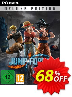 Jump Force Deluxe Edition PC discount coupon Jump Force Deluxe Edition PC Deal - Jump Force Deluxe Edition PC Exclusive offer for iVoicesoft