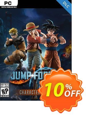 Jump Force - Character Pass PC Coupon discount Jump Force - Character Pass PC Deal. Promotion: Jump Force - Character Pass PC Exclusive offer for iVoicesoft