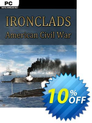 Ironclads American Civil War PC discount coupon Ironclads American Civil War PC Deal - Ironclads American Civil War PC Exclusive offer for iVoicesoft