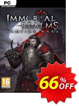 Immortal Realms: Vampire Wars PC (EU) 프로모션 코드 Immortal Realms: Vampire Wars PC (EU) Deal 프로모션: Immortal Realms: Vampire Wars PC (EU) Exclusive offer for iVoicesoft