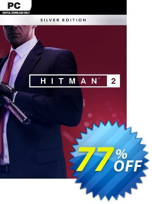 Hitman 2 Silver Edition PC discount coupon Hitman 2 Silver Edition PC Deal - Hitman 2 Silver Edition PC Exclusive offer for iVoicesoft