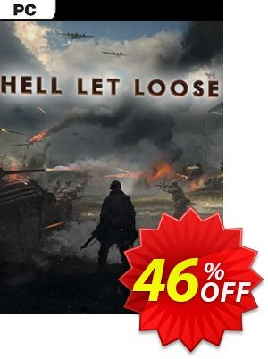 Hell Let Loose PC Coupon discount Hell Let Loose PC Deal. Promotion: Hell Let Loose PC Exclusive offer for iVoicesoft