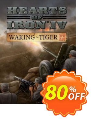 Hearts of Iron IV 4 Waking the Tiger PC discount coupon Hearts of Iron IV 4 Waking the Tiger PC Deal - Hearts of Iron IV 4 Waking the Tiger PC Exclusive offer for iVoicesoft