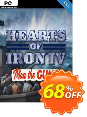 Hearts of Iron IV 4 Man the Guns PC DLC discount coupon Hearts of Iron IV 4 Man the Guns PC DLC Deal - Hearts of Iron IV 4 Man the Guns PC DLC Exclusive offer for iVoicesoft