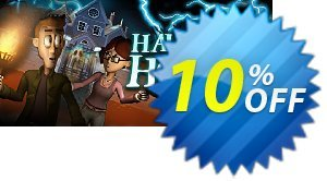 Haunted House PC 프로모션 코드 Haunted House PC Deal 프로모션: Haunted House PC Exclusive offer for iVoicesoft