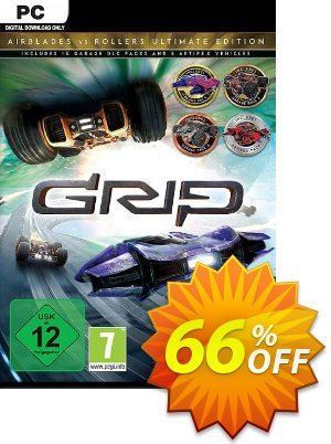 GRIP: Combat Racing - Rollers vs AirBlades Ultimate Edition PC discount coupon GRIP: Combat Racing - Rollers vs AirBlades Ultimate Edition PC Deal - GRIP: Combat Racing - Rollers vs AirBlades Ultimate Edition PC Exclusive offer for iVoicesoft