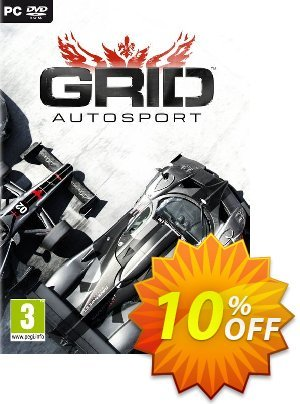 GRID: Autosport PC 優惠券,折扣碼 GRID: Autosport PC Deal,促銷代碼: GRID: Autosport PC Exclusive offer for iVoicesoft