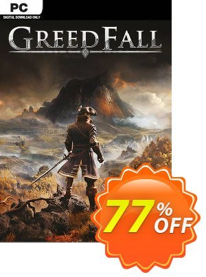 Greedfall PC Coupon discount Greedfall PC Deal. Promotion: Greedfall PC Exclusive offer for iVoicesoft