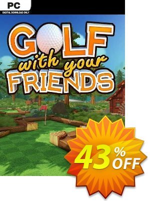 Golf With Your Friends PC 優惠券,折扣碼 Golf With Your Friends PC Deal,促銷代碼: Golf With Your Friends PC Exclusive offer for iVoicesoft