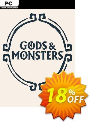 Gods & Monsters PC Coupon discount Gods & Monsters PC Deal. Promotion: Gods & Monsters PC Exclusive offer for iVoicesoft
