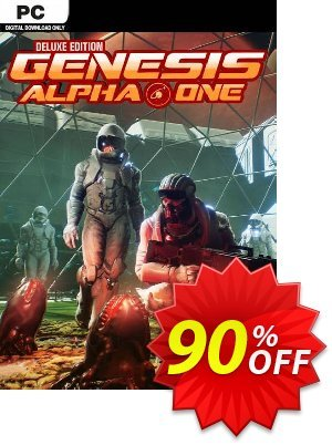 Genesis Alpha One - Deluxe Edition PC Coupon discount Genesis Alpha One - Deluxe Edition PC Deal. Promotion: Genesis Alpha One - Deluxe Edition PC Exclusive offer for iVoicesoft