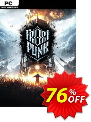 Frostpunk PC (EU) discount coupon Frostpunk PC (EU) Deal - Frostpunk PC (EU) Exclusive offer for iVoicesoft