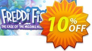 Freddi Fish and the Case of the Missing Kelp Seeds PC 優惠券,折扣碼 Freddi Fish and the Case of the Missing Kelp Seeds PC Deal,促銷代碼: Freddi Fish and the Case of the Missing Kelp Seeds PC Exclusive offer for iVoicesoft