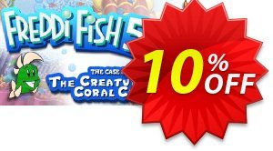Freddi Fish 5 The Case of the Creature of Coral Cove PC Coupon discount Freddi Fish 5 The Case of the Creature of Coral Cove PC Deal. Promotion: Freddi Fish 5 The Case of the Creature of Coral Cove PC Exclusive offer for iVoicesoft