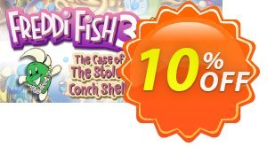 Freddi Fish 3 The Case of the Stolen Conch Shell PC discount coupon Freddi Fish 3 The Case of the Stolen Conch Shell PC Deal - Freddi Fish 3 The Case of the Stolen Conch Shell PC Exclusive offer for iVoicesoft