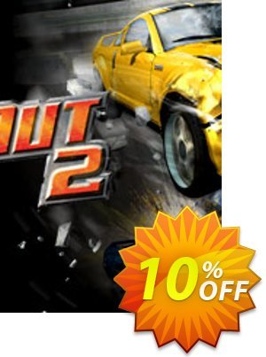 FlatOut 2 PC 프로모션 코드 FlatOut 2 PC Deal 프로모션: FlatOut 2 PC Exclusive offer for iVoicesoft