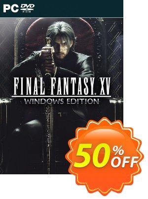 Final Fantasy XV 15 Windows Edition PC Coupon discount Final Fantasy XV 15 Windows Edition PC Deal. Promotion: Final Fantasy XV 15 Windows Edition PC Exclusive offer for iVoicesoft