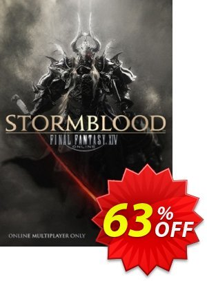 Final Fantasy XIV 14 Stormblood PC discount coupon Final Fantasy XIV 14 Stormblood PC Deal - Final Fantasy XIV 14 Stormblood PC Exclusive offer for iVoicesoft