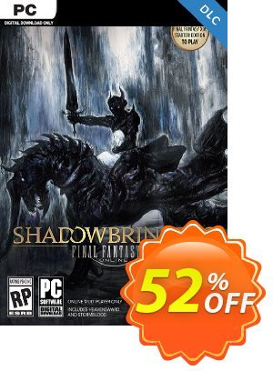 Final Fantasy XIV 14 Shadowbringers PC discount coupon Final Fantasy XIV 14 Shadowbringers PC Deal - Final Fantasy XIV 14 Shadowbringers PC Exclusive offer for iVoicesoft