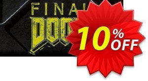 Final DOOM PC discount coupon Final DOOM PC Deal - Final DOOM PC Exclusive offer for iVoicesoft